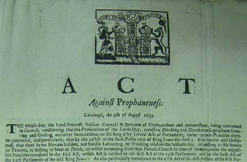 Royal Proclamation - Broadsides at the National Library of