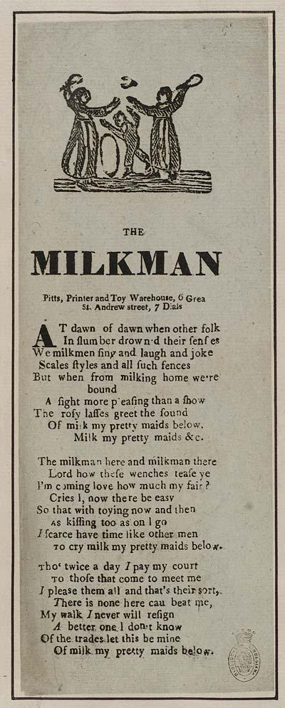 (2) Milkman