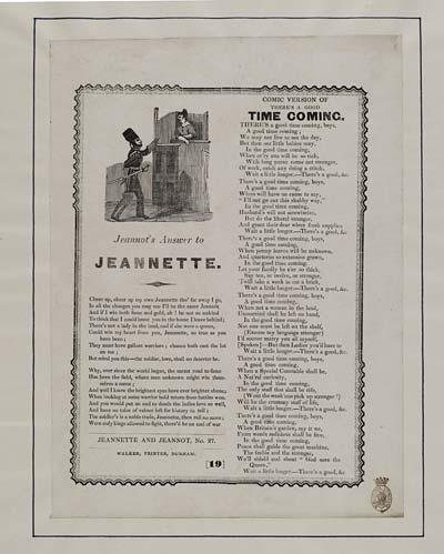 (28) Jeannot's answer to Jeannette