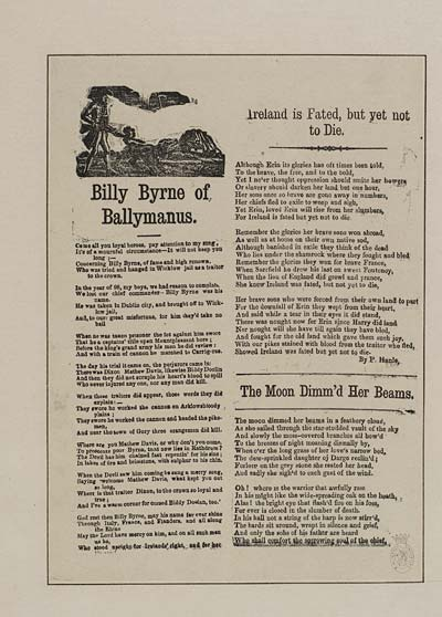 (30) Billy Byrne of Ballymanus