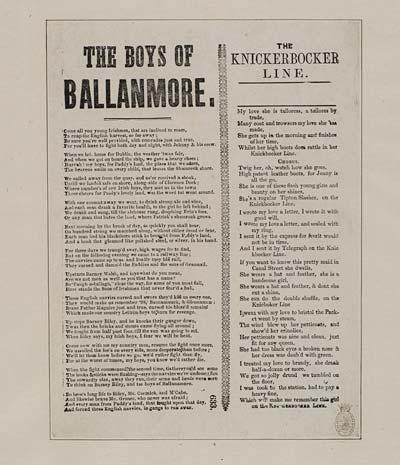 (34) Boys of Ballanmore
