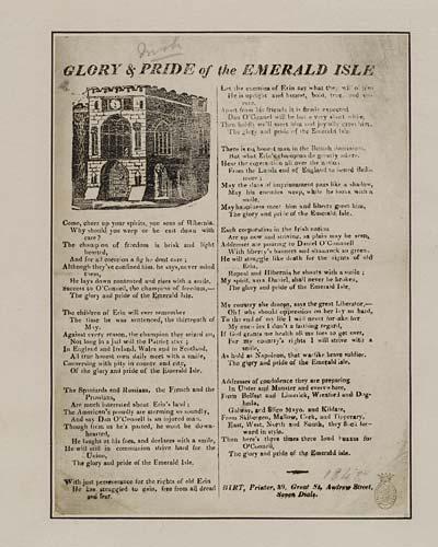 (28) Glory & pride of the Emerald Isle