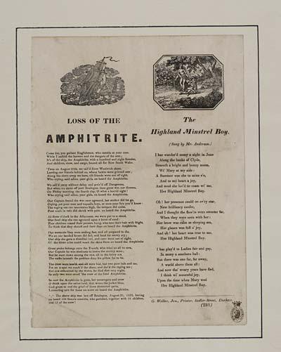 (8) Loss of the Amphitrite