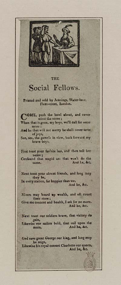 (36) Social fellows