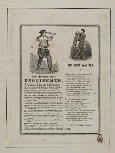 (36) Our ancesters [sic] were Englishmen
