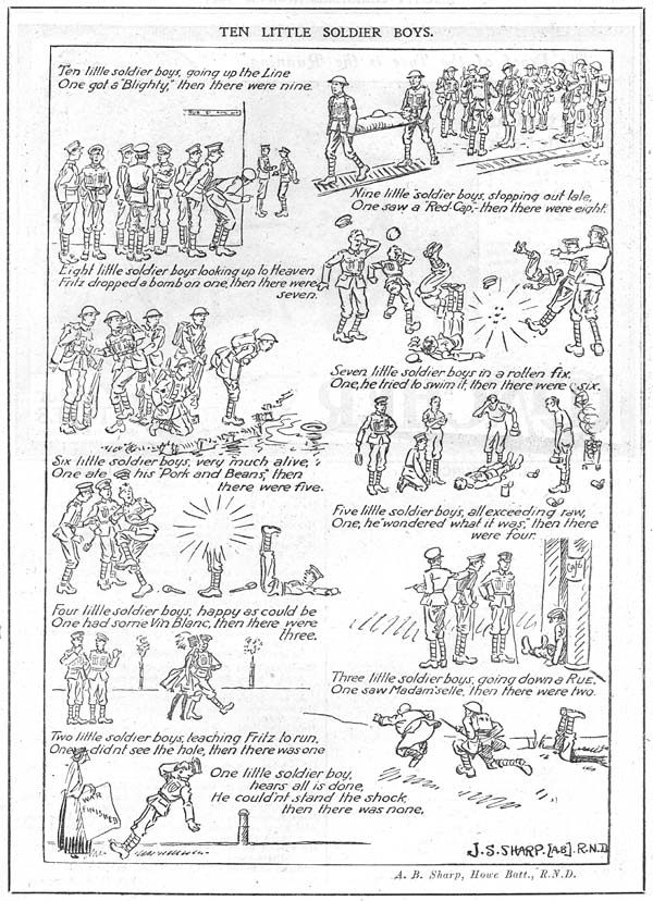 (32) Page 49 - Ten little soldier boys