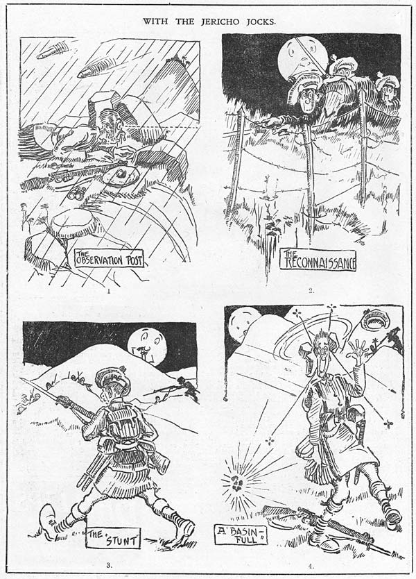 (19) Page 40 - With the Jericho Jocks