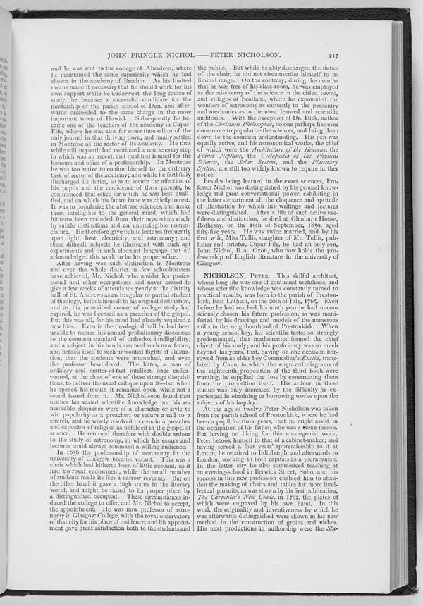 (230) Page 217 - Nichol, James Pringle