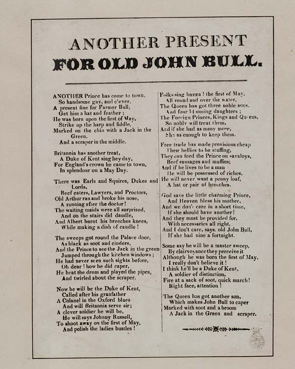 (8) Another present for old John Bull