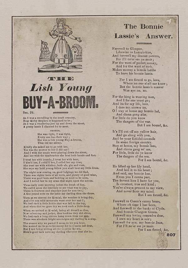 (4) Lish young buy-a-broom