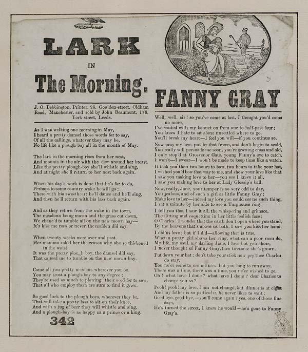 (14) Lark in the morning