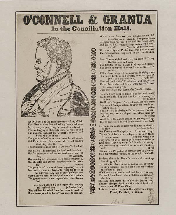 (8) O'Connell & Granua in the Conciliation Hall