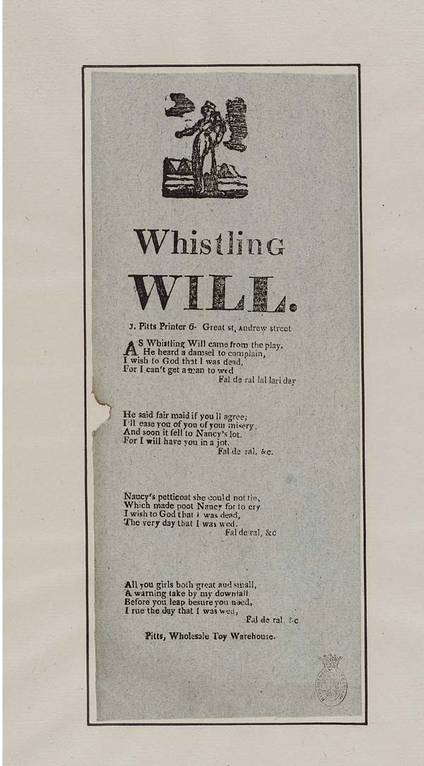 (8) Whistling Will