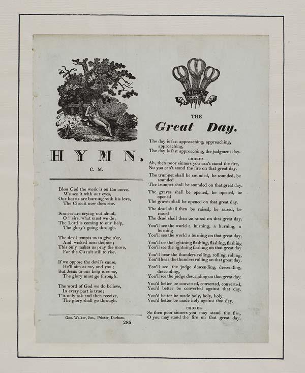 (10) Hymn