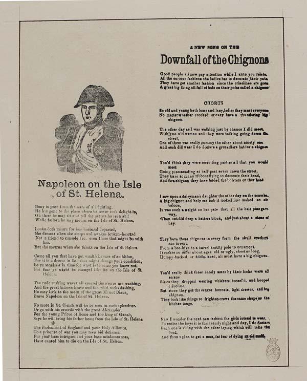 (22) Napoleon on the Isle of St Helena