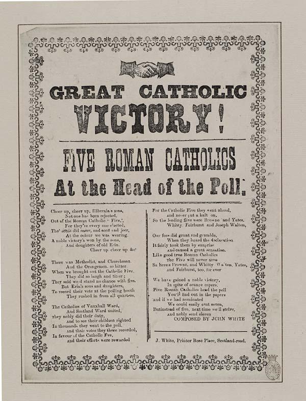 (27) Great Catholic victory