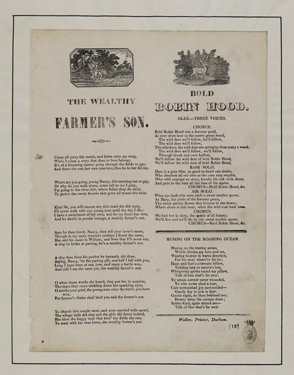 (8) Wealthy farmer's son