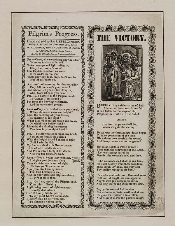 (13) Pilgrim's progress