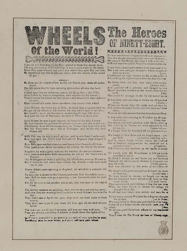 (19) Wheels of the world