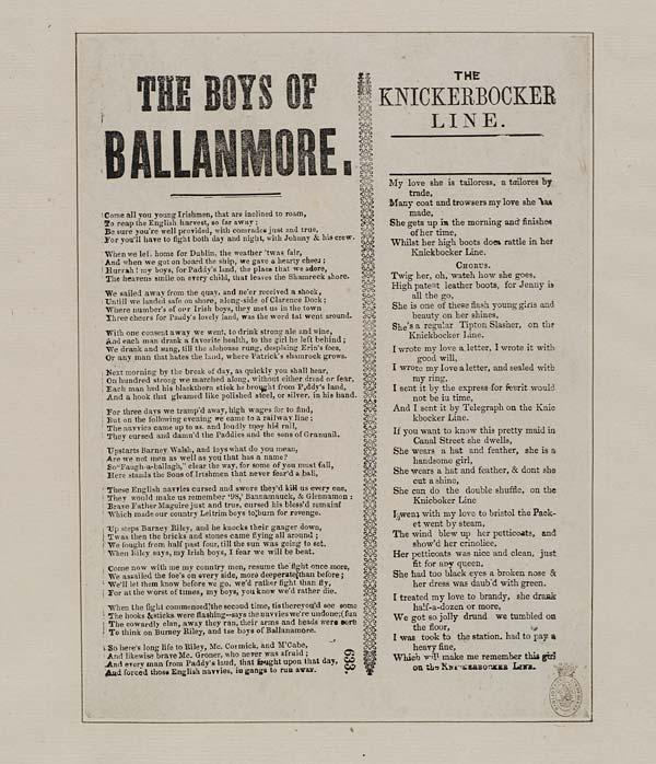 (34) Boys of Ballanmore