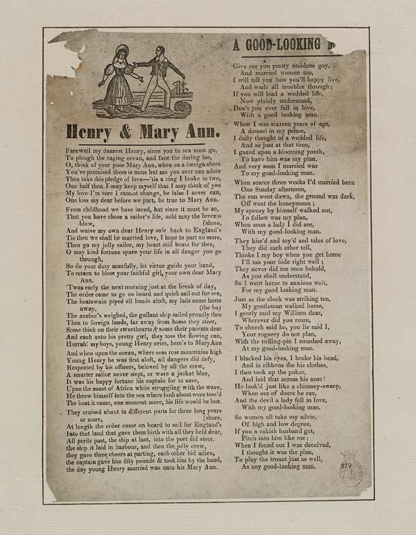 (15) Henry & Mary Ann