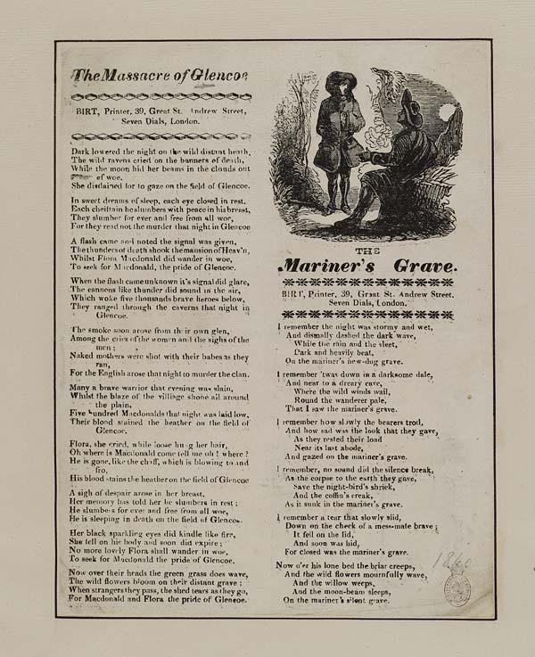 (11) Massacre of Glencoe