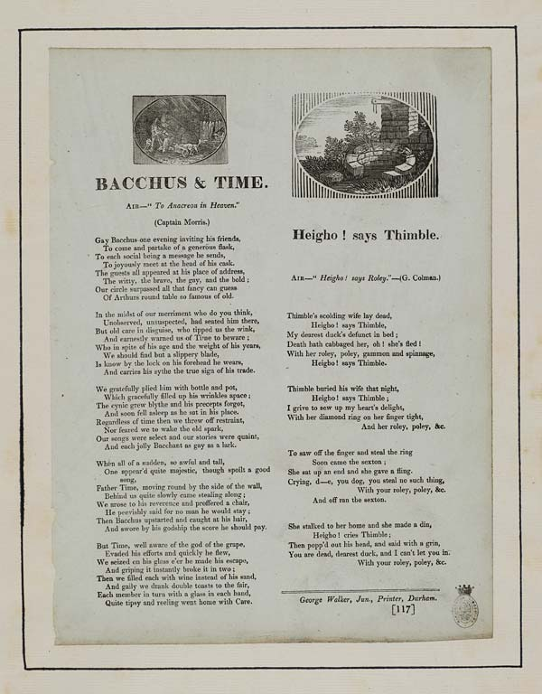 (20) Bacchus & time
