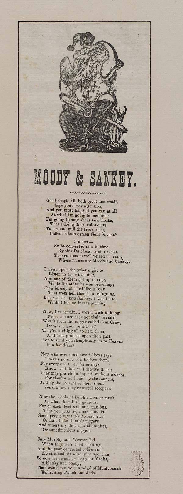 (32) Moody & Sankey