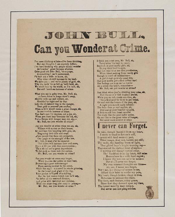 (42) John Bull, can you wonder at crime