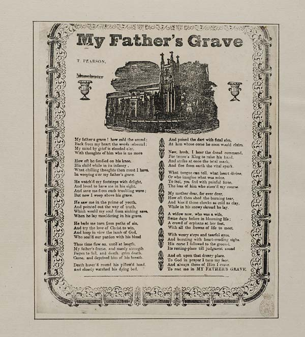 (31) My father's grave