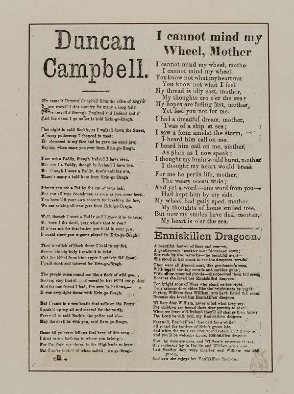 (10) Duncan Campbell