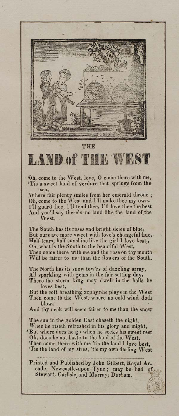 (36) Land of the west