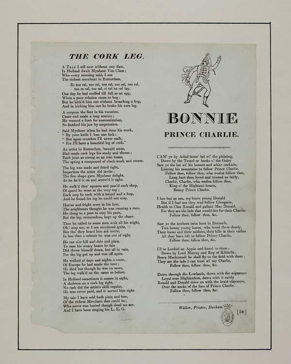 (22) Cork leg