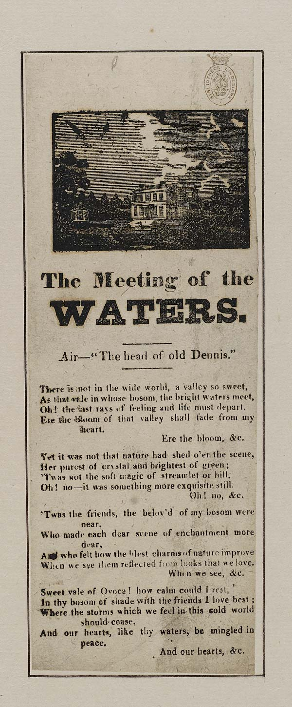 (50) Meeting of the waters