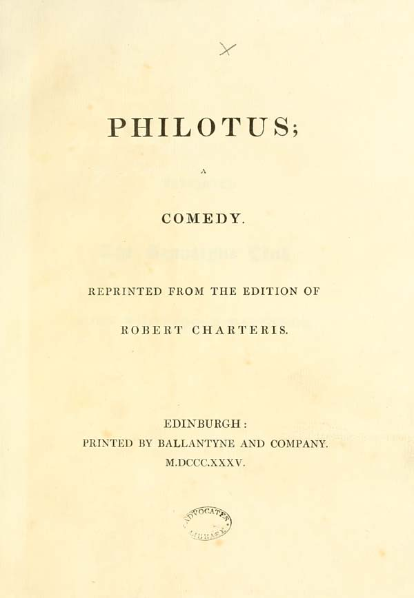 (15) Title page -