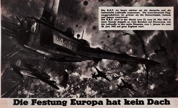 Raf Leaflet Propaganda A Weapon Of War National