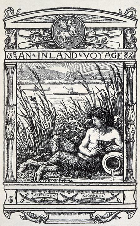 An Inland Voyage Robert Louis Stevenson