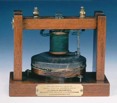 Alexander Graham Bell biography - Science Hall of Fame