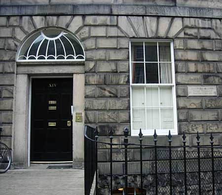 Places To Visit James Clerk Maxwell Science Hall Of